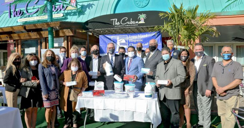 Hispanic Chamber of Commerce giving free PPE kits to businesses