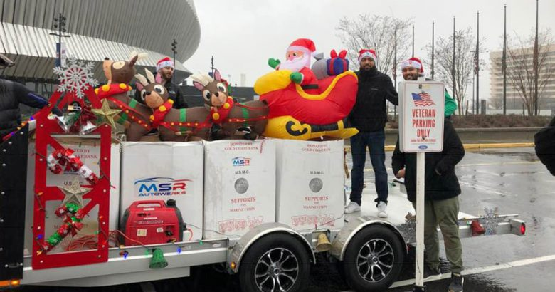 Nassau Coliseum to host Toys for Tots collection