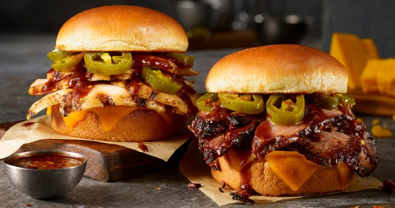 Dickey's adds menu items to celebrate its 80th year