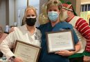 Two employees honored by Jefferson's Ferry