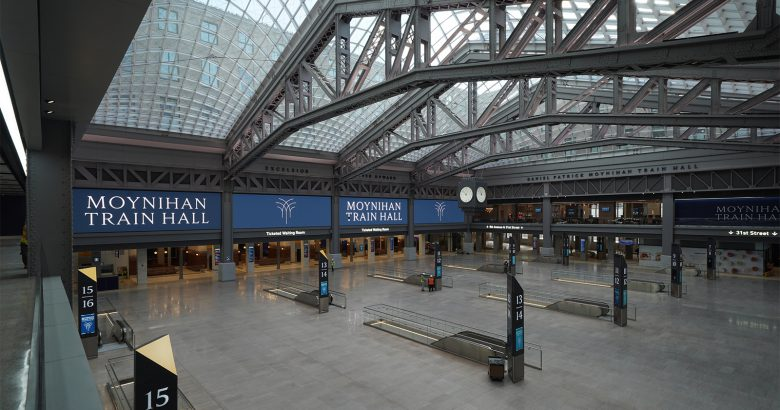 New $1.6B train hall to serve LIRR commuters
