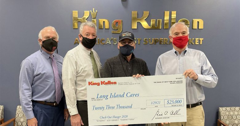 King Kullen raises $23K to help fight hunger
