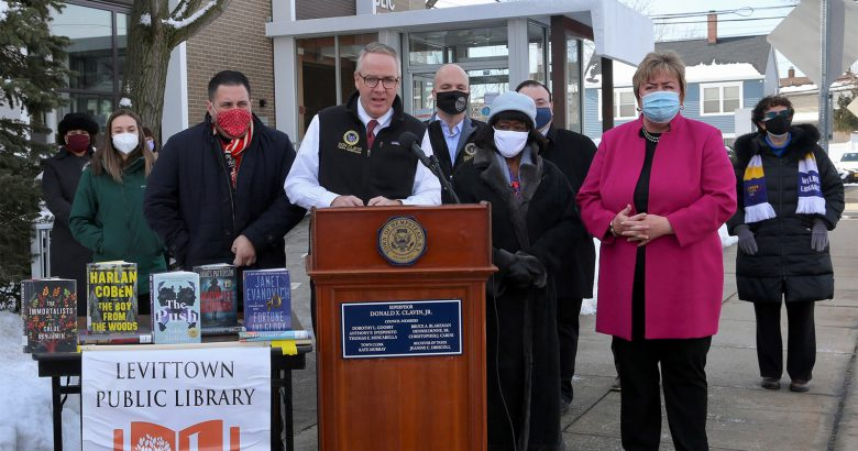 Hempstead libraries receive $340K grant