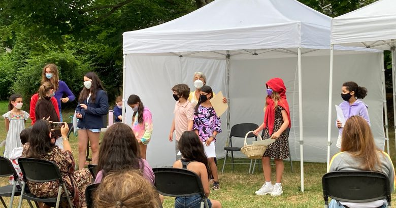 Bay Street to hold outdoor theater camp