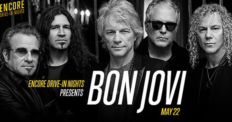 Bon Jovi concert to be shown at Bay Shore mall