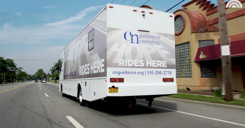 State funds mobile addiction treatment van for Nassau nonprofit