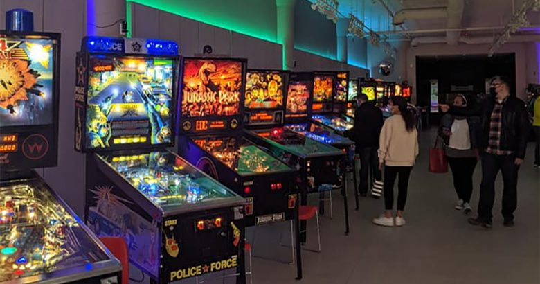 New game arcade opens in Bay Shore Mall