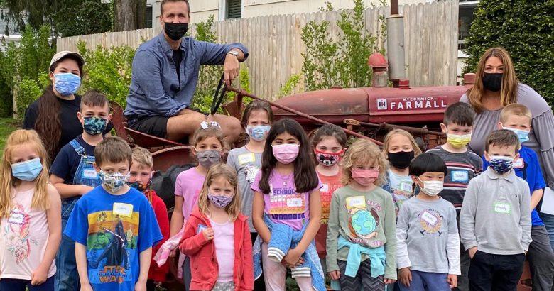 Kerber's Farm School opening in Huntington