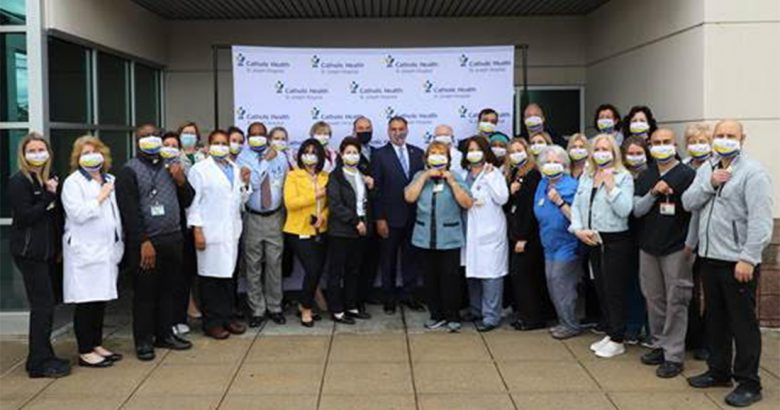 Town honors 850 healthcare workers during National Hospital Week