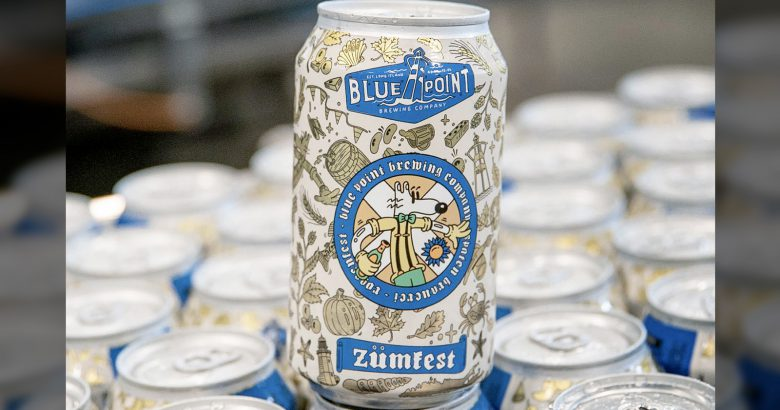 Blue Point Brewing earns prize for can design