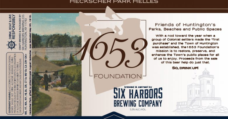 Brewery's new beer to benefit Huntington parks