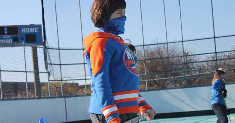 NY Islanders offering street hockey clinics for kids