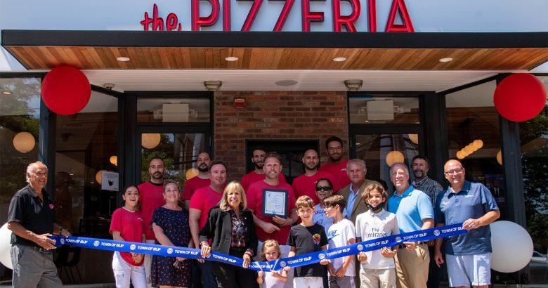 The Pizzeria opens in Islip