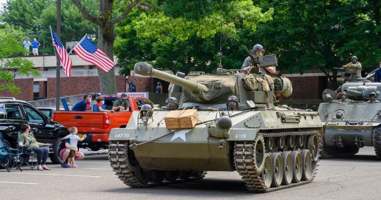 PSEG-LI to sponsor July 4th parade in Old Bethpage