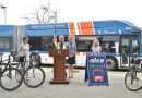 NICE Bus launches bike and ride program