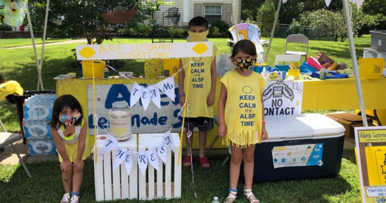 Applebee's crushing lemons to put squeeze on pediatric cancer