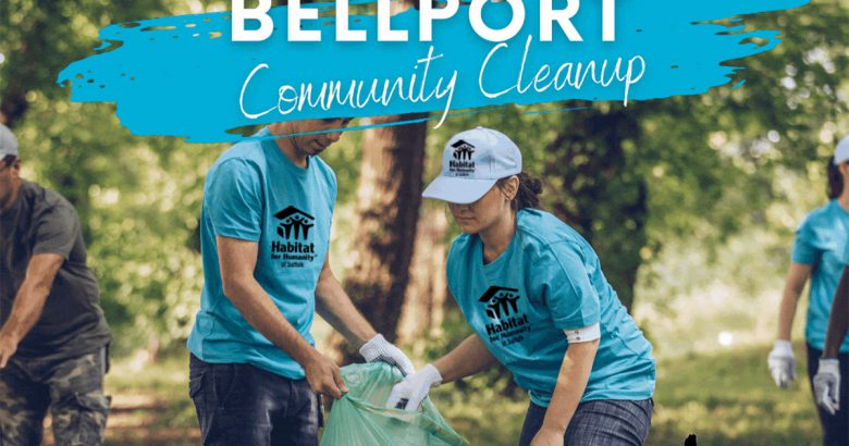 Habitat for Humanity hosting community cleanup in Bellport