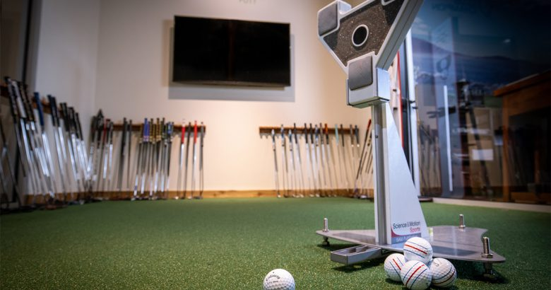 Free putter fitting at Club Champion in Syosset