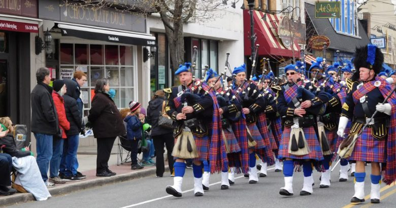 Farmingdale to host ½ Way to St. Patrick's Day Parade