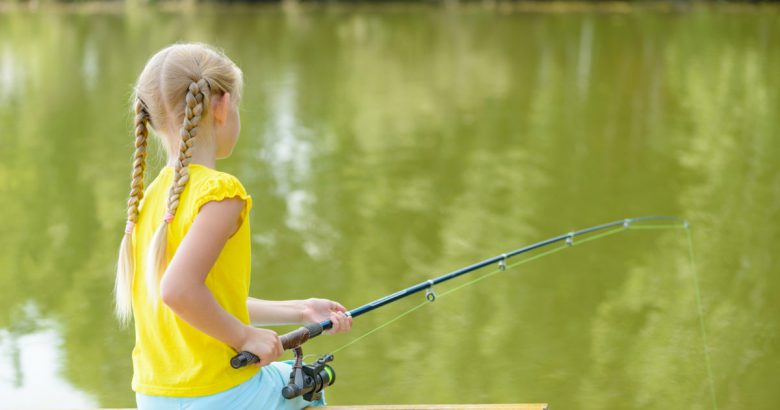 Family fishing and children's festival in West Hempstead