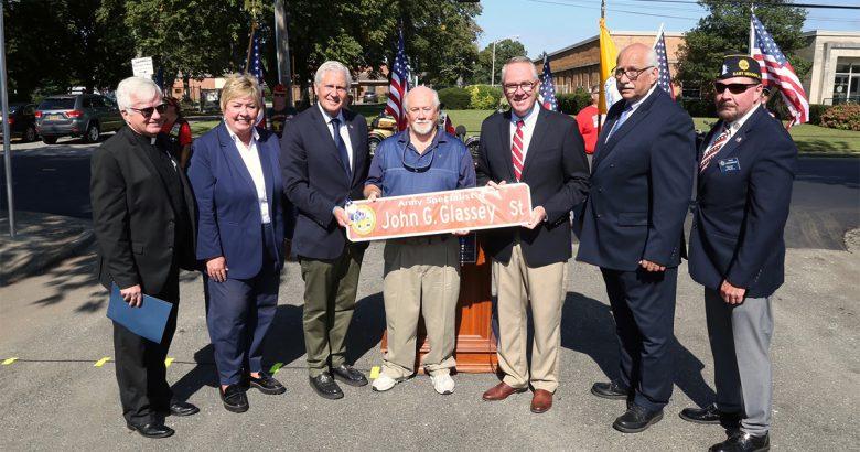 East Meadow street renamed for Vietnam War veteran