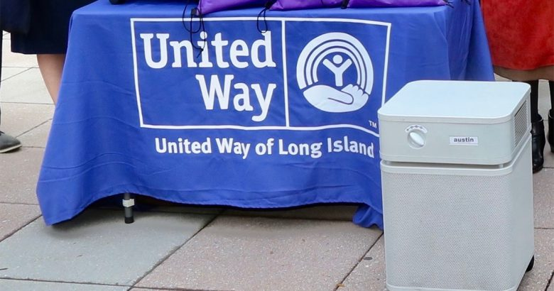 United Way gets $388K grant for air filtration units